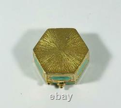 Prototype 1971 Estee Lauder Estee Super Solid Perfume Solid Perfume Compact
