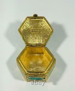 Prototype 1971 Estee Lauder Estee Super Solide Perfum Solide Perfume Compact