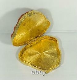 Prototype 1973 Estee Lauder Jeunesse Dew Sea-jewel Solid Parfum Compact