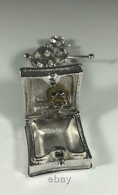 Prototype 1998 Estee Lauder Pleasures Jester Solide Parfum Compact Avec Pouch