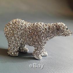 Prototype Estée Lauder Perfume Solide Regard Compact Polar Bear