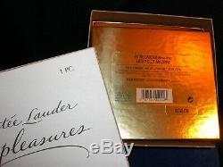 Rare Estee Lauder Lucky Machine Slot Parfum Solide Compact Les Deux Boîtes Non Utilisées