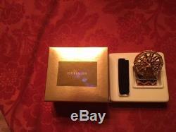Rare Mib Estee Lauder Solid Parfum À Collectionner Roue De Ferris (2000)