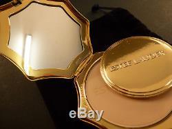 Superbe Estee Lauder Poudre Compacte Rêves De Cristal De Judith Leiber