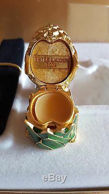Swarovski, Estee Lauder Crème De Parfum Coq Compact