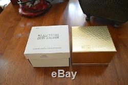 Taj Mahal Estee Lauder Parfum Solide Compact W Parfum Deux Boîtes