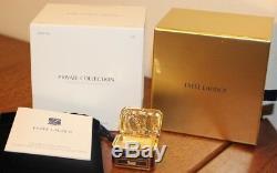 Tueeosegardenia Precious Jewels Collection Privée Nib Compact Collection Estée Lauder