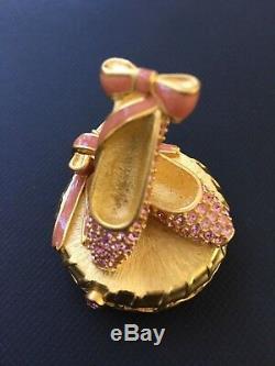 Vente Estee Lauder Pantoufles De Ballet Compactes À Parfum Solide